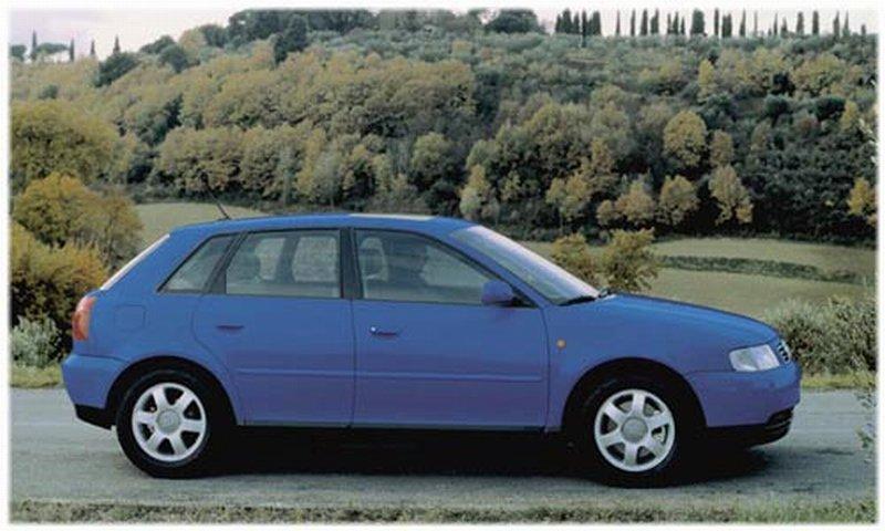 Dane I Osiągiopinieforumczęści Audi A3 8l 19 Tdi Hatchback 5