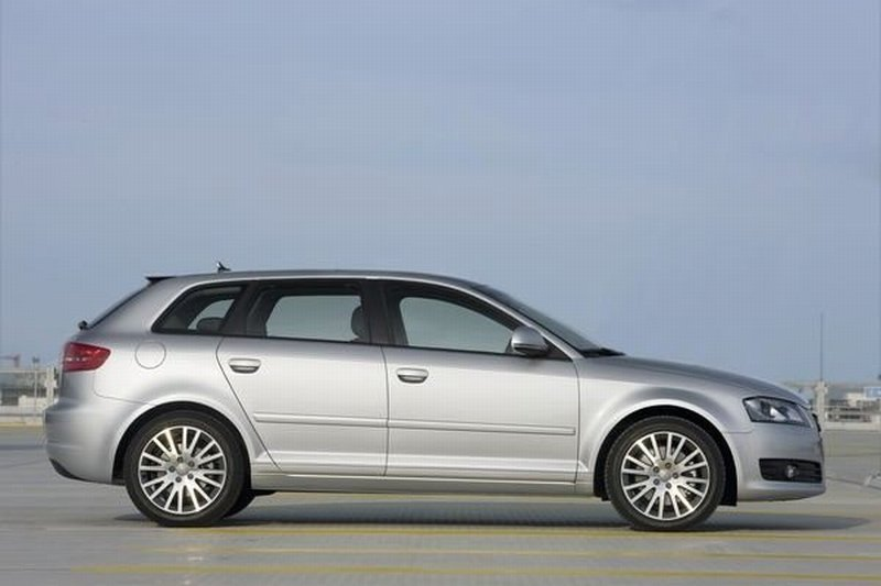 Dane I Osiągiopinieforumczęści Audi A3 Sportback 8p 18 Tfsi