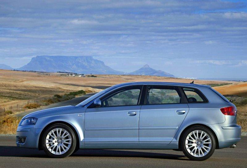 Dane I Osiągiopinieforumczęści Audi A3 Sportback 8p 20 Tdi
