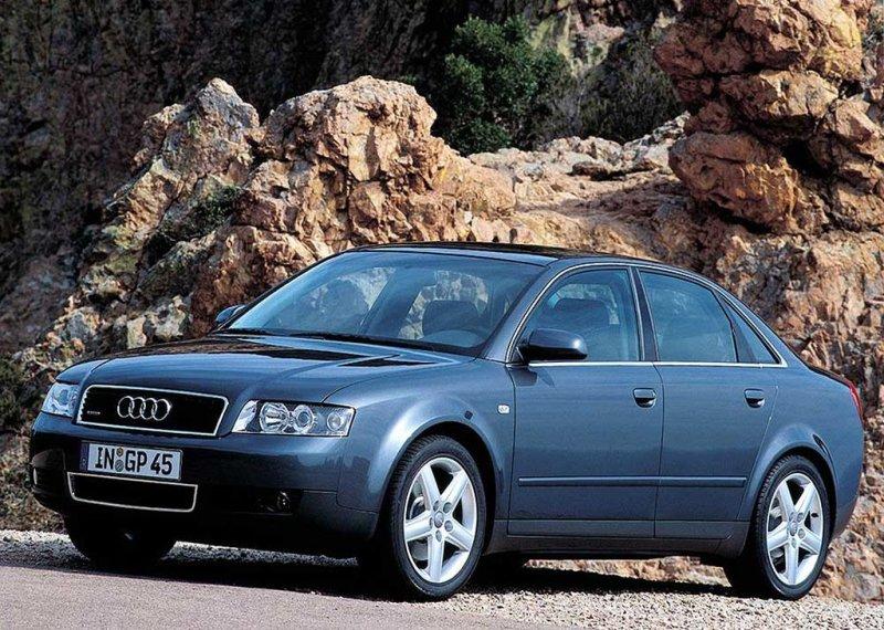 Dane I Osiągiopinieforumczęści Audi A4 B6 20 Fsi Sedan 4 Drzwi