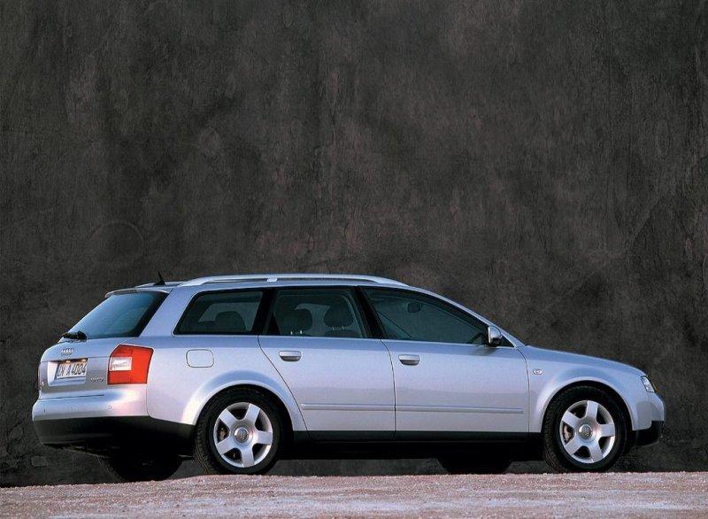Dane I Osiągiopinieforumczęści Audi A4 Avant B6 18 T Kombi 5