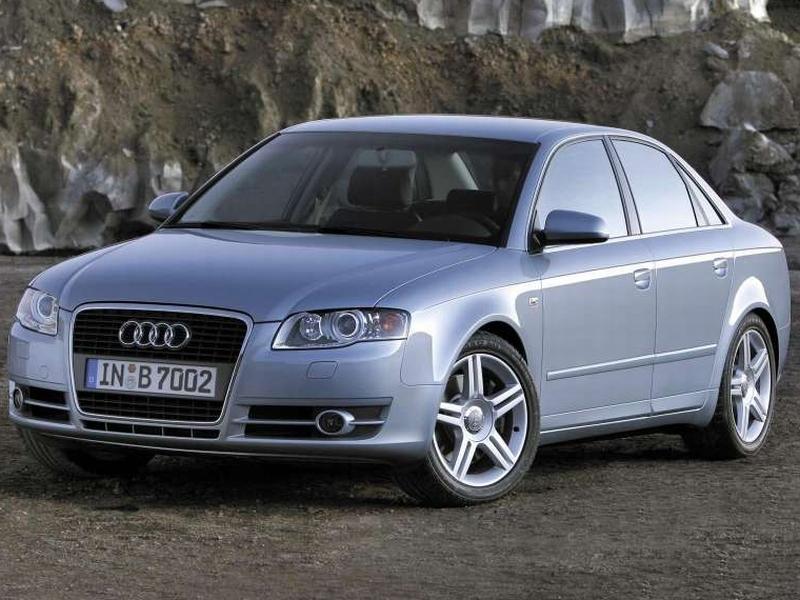 Dane I Osiągiopinieforumczęści Audi A4 B7 18 T Quattro Sedan