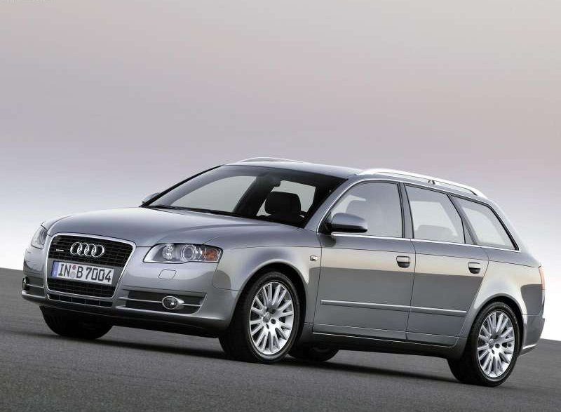 Dane I Osiągiopinieforumczęści Audi A4 Avant B7 18 T