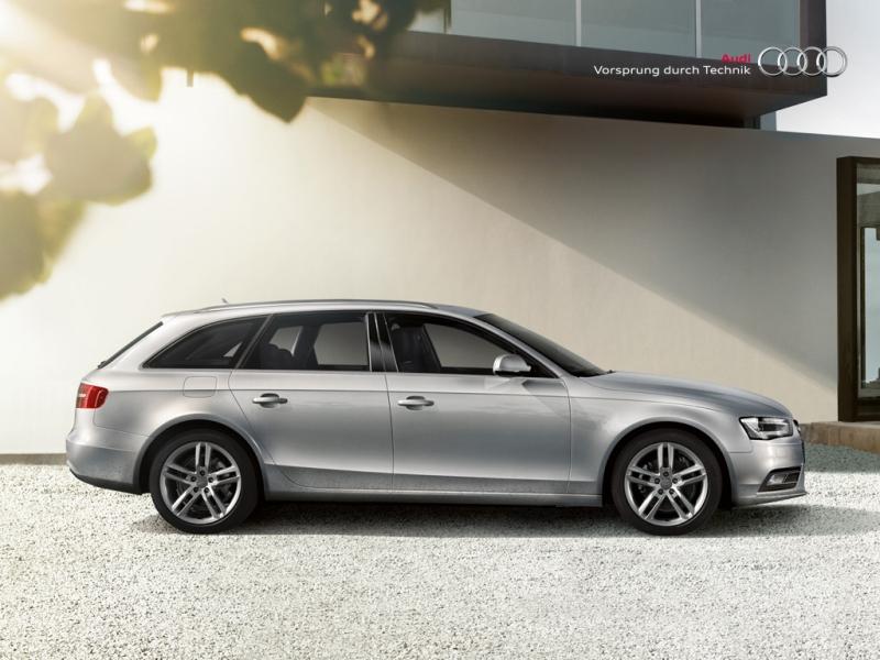 Dane I Osiągiopinieforumczęści Audi A4 Avant B8 30 Tdi Cr