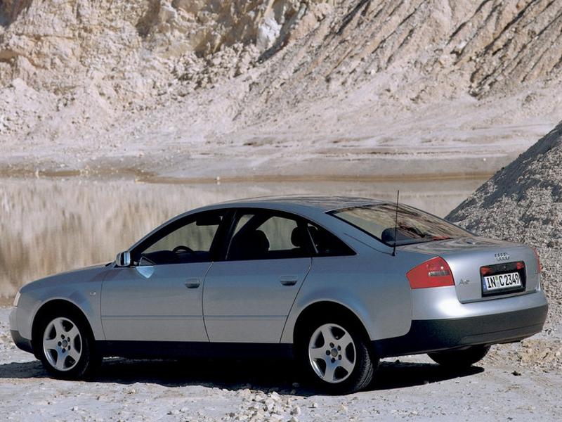 Dane I Osiągiopinieforumczęści Audi A6 C5 28 Quattro Sedan 4