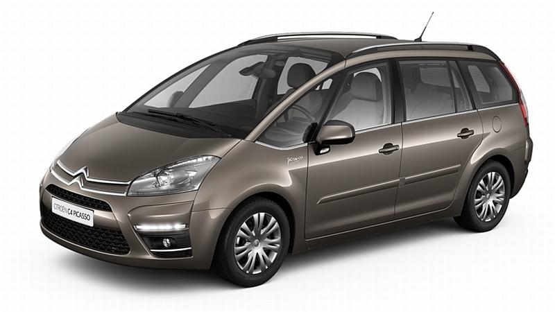 Prova Citroën C4 Picasso 1.6 HDi 16V Elegance - BlakeB