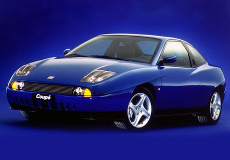 Zdj�cia auta Fiat Coupe 2.0 20V Turbo