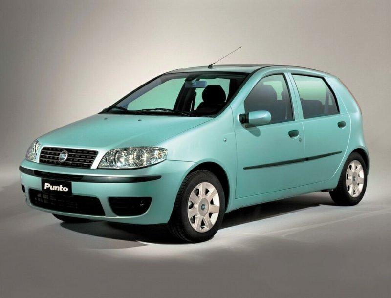 Fiat Punto Fl D