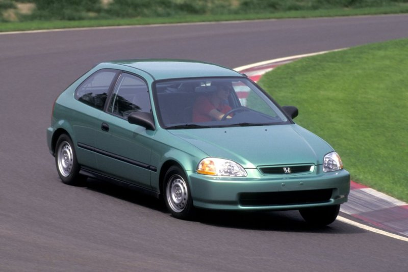 honda civic 6 1.6 vti