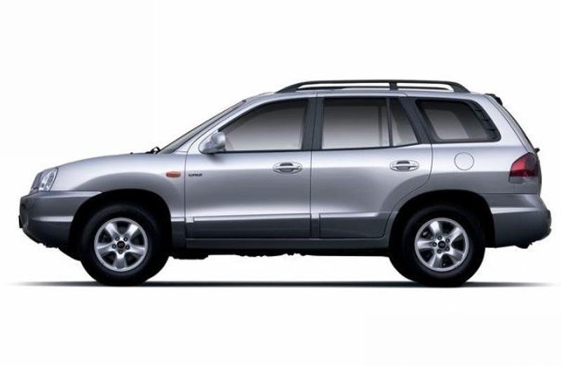Dane I Osiągi Opinie Forum Części Hyundai Santa Fe I Sm