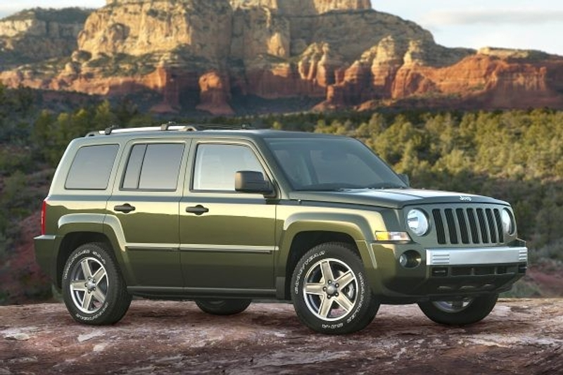 Dane I Osiagi Opinie Forum Czesci Jeep Patriot 2 4 Compact
