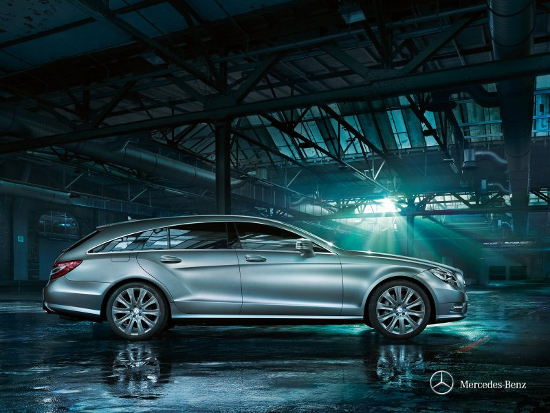 Zdjęcia auta Mercedes-Benz CLS Shooting Brake (X218) 250 CDI BlueEFFICIENCY 7G-TRONIC PLUS