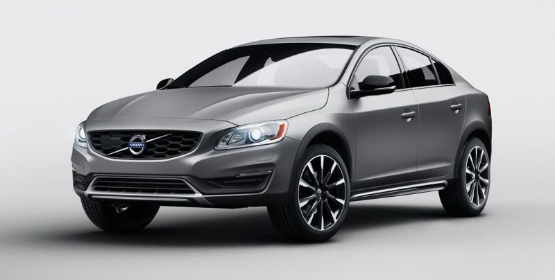 Zdjęcia auta Volvo S60 II Cross Country T5 2.5 20V Geartronic AWD